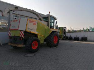 import połączony z leasingiem maszyny rolniczej z zagranicy