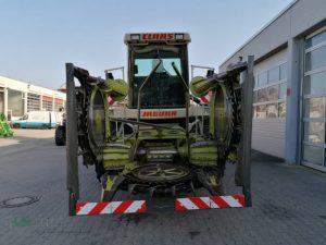 import połączony z kredytowaniem maszyn rolniczych z zagranicy